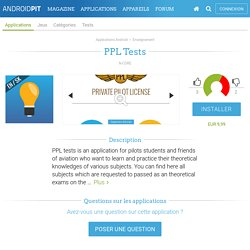 PPL Tests