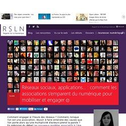 Réseaux sociaux, applications… : comment les associations s'emparent du numérique pour mobiliser et engager