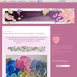 Fleurs & Applications - Fleurs colorées et… - Applications et… - Fleurs et feuilles