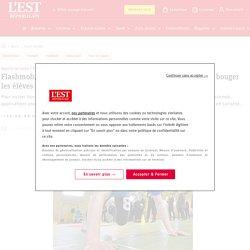 Est Republicain : Flashmob, applications, vidéos… Comment les profs d'EPS font bouger les élèves pendant le confinement