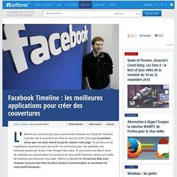Facebook Timeline: les meilleures applications pour créer des couvertures