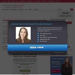 10 Applications Facebook Pour Créer Une Landing Page