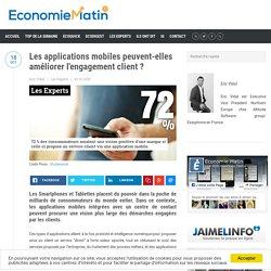 Les applications mobiles peuvent-elles améliorer l'engagement client ?