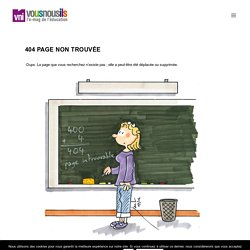 Vousnousils : Applications Android gratuites pour enseignants