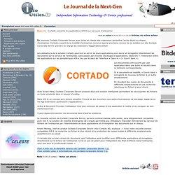 Cortado connecte les applications iOS 8 aux serveurs d'entreprise - Mobilité