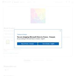 Book Creator – Applications Windows sur la boutique Microsoft