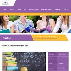 Diploma in Computer Applications (DCA) - PCTI Pitampura Delhi