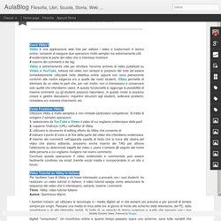 applicazione free per evidenziare e commentare video
