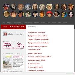 Applicazioni online per giocare con l'arte