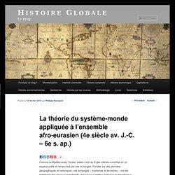 La théorie du système-monde appliquée à l'ensemble afro-eurasien