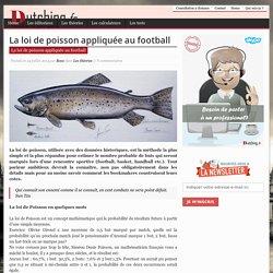 Loi de poisson appliquée au football