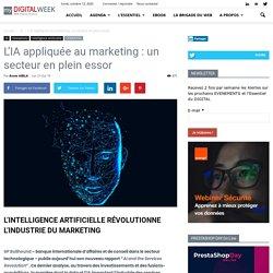 L'IA appliquée au marketing : un secteur en plein essor