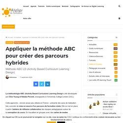 Appliquer la méthode ABC pour créer des parcours hybrides