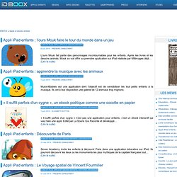 IDBOOKS : Applis Et Ebooks Enfants