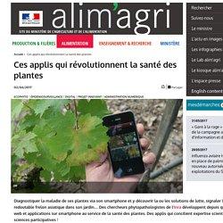Ces applis qui révolutionnent la santé des plantes