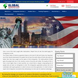 USA Immigration Consultants In India