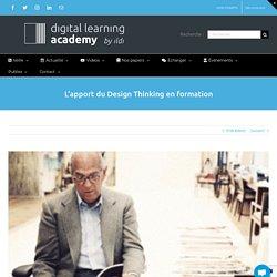 L'apport du Design Thinking en formation