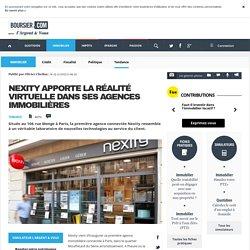 Nexity apporte la réalité virtuelle dans ses agences immobilières