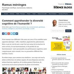 Comment appréhender la diversité cognitive de l'humanité ?