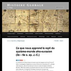 Ce que nous apprend le repli du système-monde afro-eurasien (2e