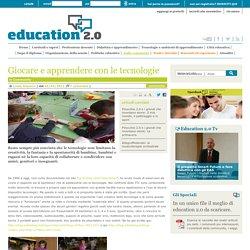 Giocare e apprendere con le tecnologie - 2012