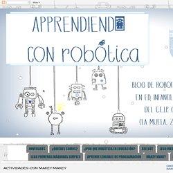 APPRENDIENDO CON ROBOTICA: ACTIVIDADES CON MAKEY MAKEY