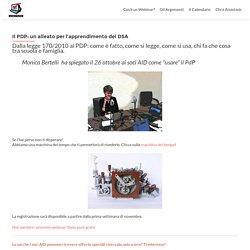 Il PDP: un alleato per l'apprendimento dei DSA - I Webinar Anastasis