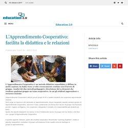 L'Apprendimento Cooperativo: facilita la didattica e le relazioni – Education 2.0