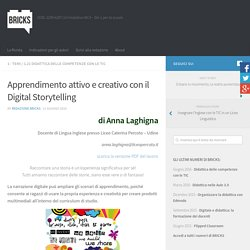 Apprendimento attivo e creativo con il Digital Storytelling – BRICKS