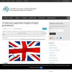 10 sites pour apprendre l'anglais en ligne gratuitement