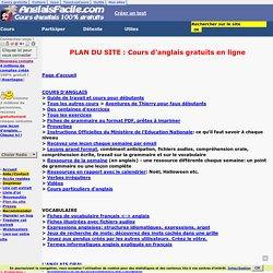 Apprendre l'anglais en ligne gratuitement