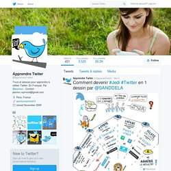 Apprendre Twiter (apprendretwiter) on Twitter