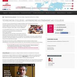 projet publié par l'agence Europe-Education-Formation France