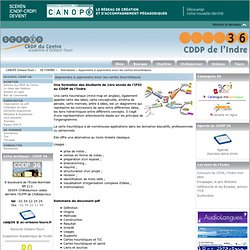 CDDP de l'Indre