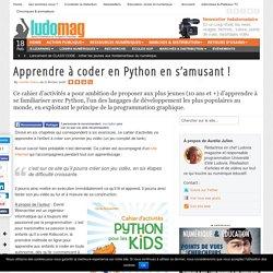 Apprendre à coder en Python en s'amusant !