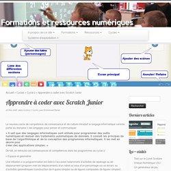 Apprendre à coder avec Scratch Junior