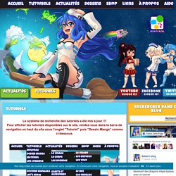 Sekai's Blog: Apprendre à dessiner Manga: Tutoriels