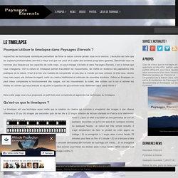 Apprendre les bases du timelapse - Tuto - Paysages Eternels - Les Pyrénées en Timelapse - Documentaire