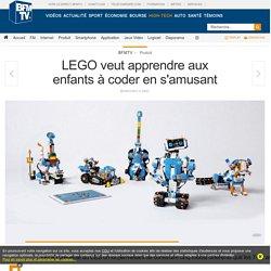 LEGO veut apprendre aux enfants à coder en s'amusant