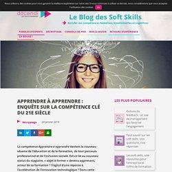 Apprendre à apprendre : enquête sur la compétence clé du 21e siècle