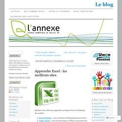 Apprendre Excel : les meilleurs sites