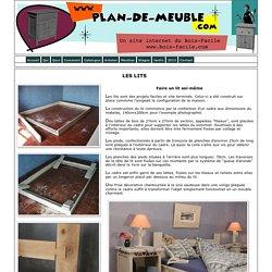 Apprendre comment faire un lit en bois soi-même