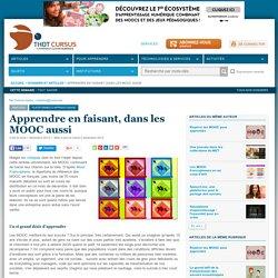Apprendre en faisant, dans les MOOC aussi