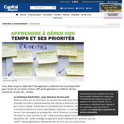 Article - Apprendre à gérer son temps et ses priorités