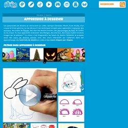 Apprendre à dessiner : 238 leçons de dessin pour apprendre à dessiner gratuitement