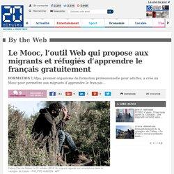 Le Mooc, l'outil Web qui propose aux migrants et réfugiés d'apprendre le français gratuitement