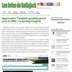 Apprendre l'anglais gratuitement avec la BBC, Learning English