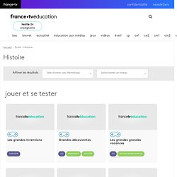 Histoire contemporaine - France 5