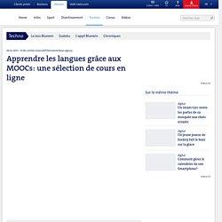 Apprendre les langues grâce aux MOOCs: une sélection de cours en ligne