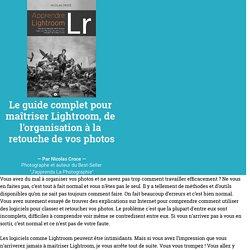 Apprendre Lightroom - eBook